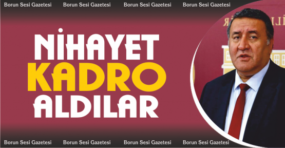 """Gürer: """"Kamuda çalışan tüm taşeron işçilere kadro verilmeli"""""""