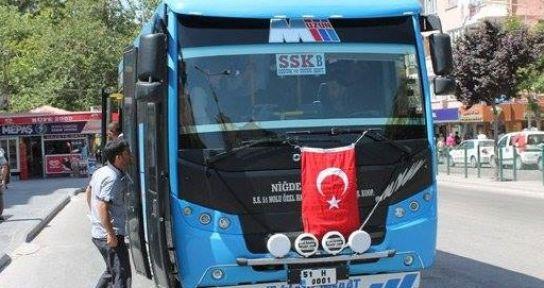 Halk Otobüsleri Güzergâhına   İlaveler Yapıldı