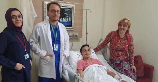 Hastanede Bir İlk Daha