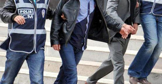 İş Adamı Ve Sağlıkçı 13 Kişi Gözaltına Alındı