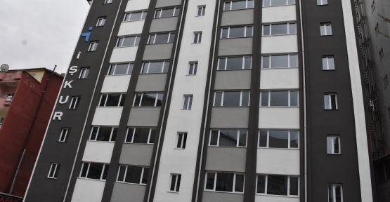 İŞKUR Yeni Binasına Kavuşuyor
