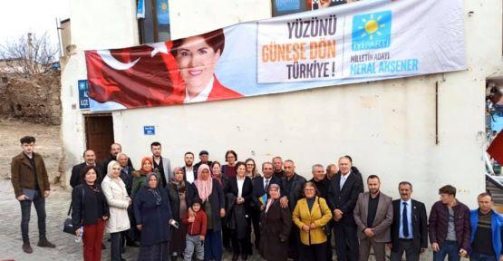 İYİ Parti Altunhisar İlçe Kongresi Yapıldı