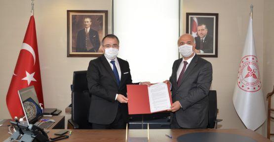 Kamu Hastaneleri Genel Müdürlüğü İle NÖHÜ Protokol İmzaladı