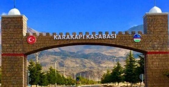 Karakapı Beldesi Karantinaya Alındı