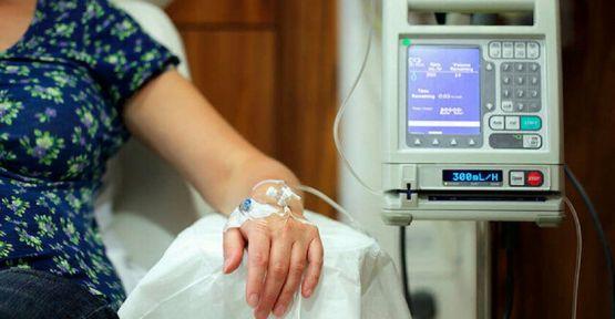 Kemoterapi Tedavileri Durduruldu