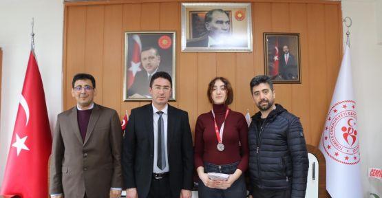 Kick Boksta Niğde'ye Türkiye İkinciliği