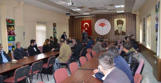KKYDP 14. Etap Tanıtım Ve Bilgilendirme Toplantıları Başladı