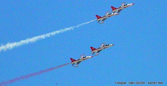 Konya'da askeri uçak düştü! 1 Şehit