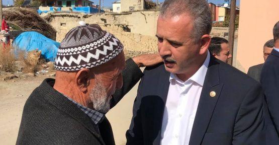 Milletvekili Ergun: Yaşlılarımız Başımızın Tacı