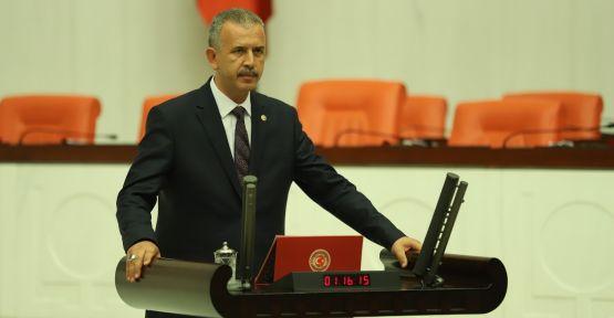 Milletvekili Ergun'dan 19 Mayıs Mesajı