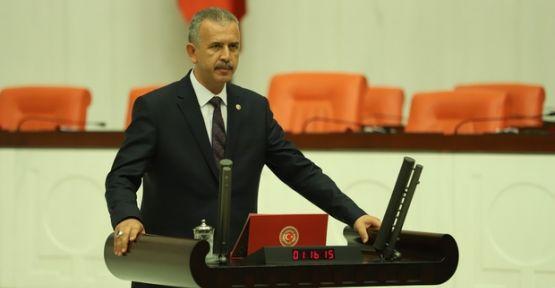 Milletvekili Ergun'dan Engelliler Haftası Mesajı