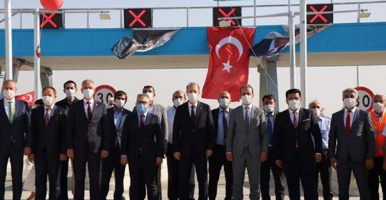 Niğde-Ankara Otoyolu Açıldı