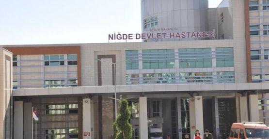 Niğde Devlet Hastanesinde Bir Taciz Olayı Daha