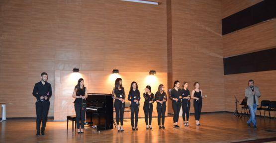 Niğde Üniversitesinde Öğrenci Konseri