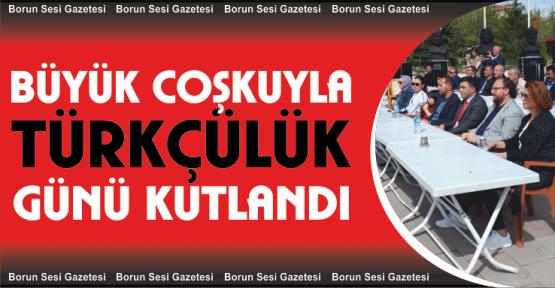 Niğde'de Türkçülük Şöleni düzenlendi
