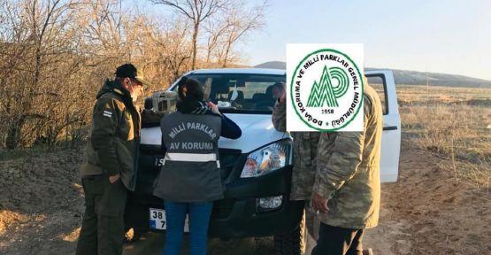 Niğde'de Tuzak Avcılığı Yapanlara Ceza