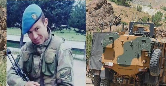Niğdeli Asker Şemdinli'de Yaralandı