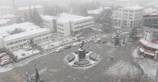 Niğde'ye Kar Uyarısı
