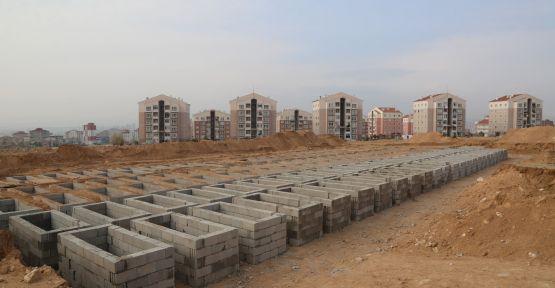 Niğde'ye Yeni Şehir Mezarlığı