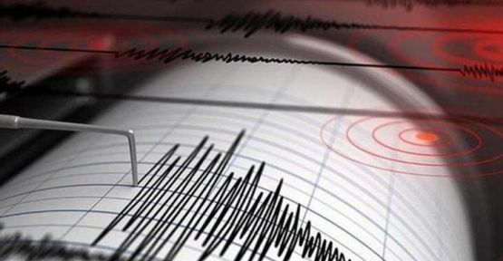 Obruk Yine Depremle Sallandı