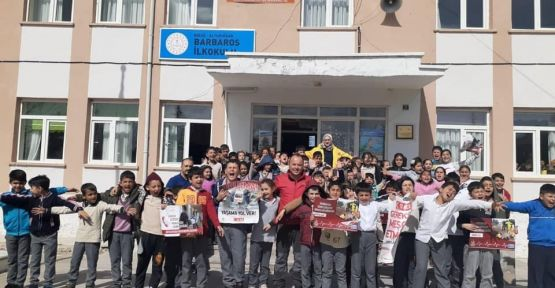 Öğrencilere 112 Acil Eğitimi Verildi
