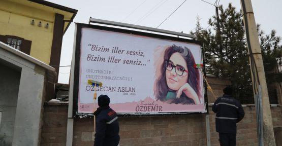 Özdemir Özgecan Aslan'ı Unutmadı