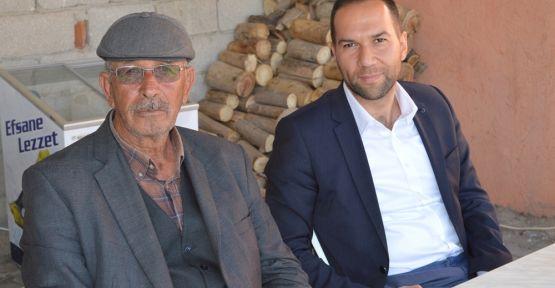 (VİDEO HABER) Özdemir'den Ömer Halisdemir Açıklaması