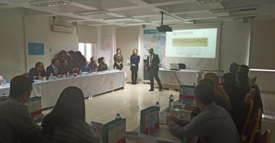 Sağlık Müdürlüğünden Bulaşıcı Hastalıklarla Mücadele Eğitimi