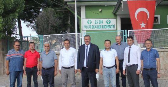 """""""Şeker Pancarında Emeğe Değecek Taban Fiyat İsteniyor"""""""
