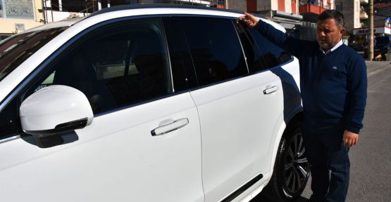 Sıfır Aldığı Aracın Arka Sol Kapısı Farklı Çıktı