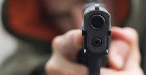 Tartışmada Silahlar Konuştu; 1 Yaralı