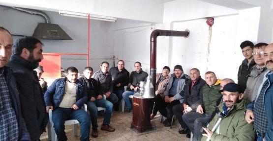 Tepeköy'de Kooperatifçilik Eğitimi