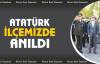 Atatürk Bor'da Anıldı