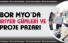 """Bor Meslek Yüksekokulunda '5. Kariyer Günleri ve Proje Pazarı"""""""