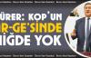 Gürer, KOP'un Ar-Ge'sinde Niğde yok!