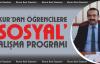 İŞKUR'dan Üniversite Öğrencilerine Sosyal Çalışma Programı