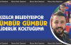 Kızılca Belediyespor Liderlik Koltuğuna Oturdu