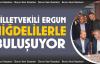 Milletvekili Ergun İstanbul'da Niğdelilerle Buluşuyor