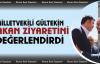 Milletvekili Gültekin Bakan Kurum'un ziyaretini değerlendirdi