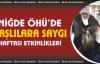 """Üniversitede'18-24 Mart Yaşlılara Saygı Haftası"""" Etkinlikleri"""