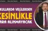 """Yaşar, 'Okullar Velilerden Para Talep Edemez"""""""