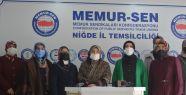 Aşgın, 28 Şubat mağdurlarının mağduriyetleri...