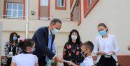 VİDEO HABER | Başkan Özdemir Okulun İlk...