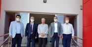 Başkan Özdemir'in Niğde OSB Ziyaret...
