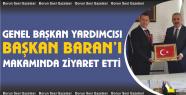 Genel Başkan Yardımcısı Özdemir'den...