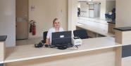 Hastaneye Randevu Masası Kuruldu