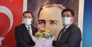 Niğde AK Parti'de Devir Teslim Yapıldı
