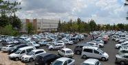 Niğde'de Araç Sayısı Arttı