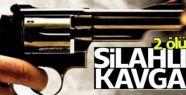 Üçkapılı köyünde Silahlı Kavga 2...