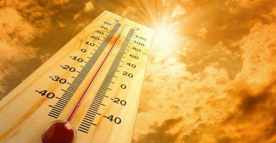Türkiye Sıcak Havaları Bekliyor